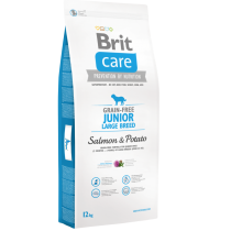 Brit Care Dog Grain-free Junior LB Salmon & Potato 12kg