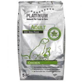 Platinum Natural Adult Chicken - Kuřecí 5kg - po registraci cena 658,- Kč + PAMLSKY