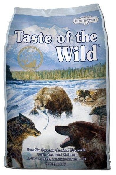 Taste of the Wild Pacific Stream 13kg - po registraci cena 1142,- Kč + PAMLSKY