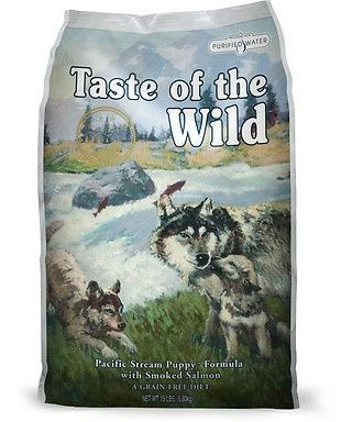 Taste of the Wild Pacific Stream Puppy 12,2kg - po registraci cena 1270,- Kč