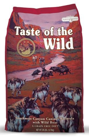 Taste of the Wild Southwest Canyon Canine 12,2kg - po registraci cena 1270,- Kč