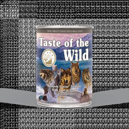 TASTE OF THE WILD WETLANDS 375G