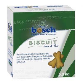 Bosch Biscuit Lamb&Rice pochoutka 5kg