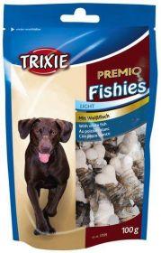 PREMIO Fishies - kalciová kost obtočená rybí kůží 100g