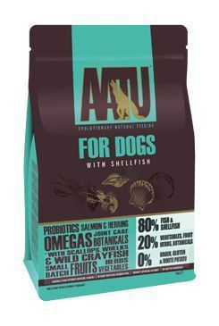 AATU Dog 80/20 Fish w Shellfish 1,5kg