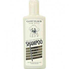 Gottlieb Pudl šampon s norkovým olejem Bílý 300ml
