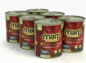 MARP HOLISTIC PURE CHICKEN DOG CAN FOOD 6x800g