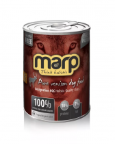 MARP HOLISTIC PURE VENISON DOG CAN FOOD 6x400g