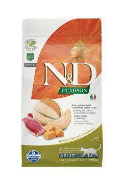 N&D GF Pumpkin CAT Duck&Cantaloupe melon 1,5kg