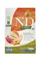 N&D GF Pumpkin CAT Duck&Cantaloupe melon 300g
