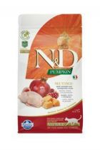 N&D GF Pumpkin CAT NEUTERED Quail&Pomegranate 1,5kg