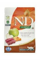 N&D GF Pumpkin CAT Venison&Apple 300g