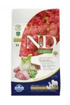 N&D GF Quinoa DOG Digestion Lamb&Fennel 2,5kg