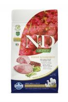 N&D GF Quinoa DOG Weight Mngmnt Lamb&Broccoli 7kg
