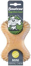 Žvýkací hračka - Benebone Dental Mini Chicken - grilované kuře