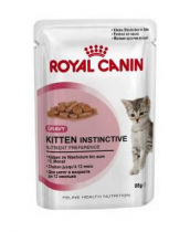 Royal Canin Kitten Instinctive - kapsička 85g