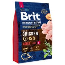 Brit Premium Dog by Nature Adult L 3kg