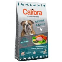 Calibra Dog Premium Line Senior & Light 12kg