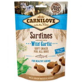 Carnilove Dog Semi Moist Sardines&Wild Garlic 200g