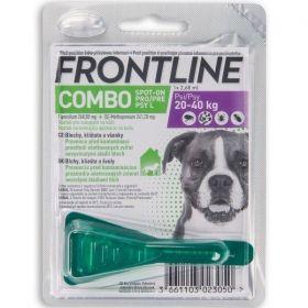 Frontline Combo spot-on pro psy L 1x2,68ml