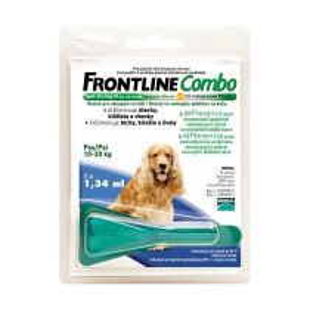 Frontline Combo spot-on pro psy M 1x1,34ml