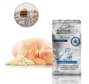 Platinum Natural Puppy Chicken - Kuřecí pro štěňata 1,5kg