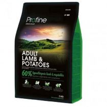 Profine Dog Adult Lamb & Potatoes 3kg