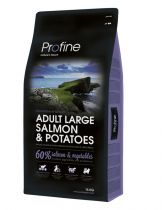 Profine Dog Adult Large Breed Salmon & Potatoes 15kg