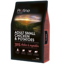Profine Dog Adult Small Chicken & Potatoes 10kg