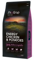Profine Dog Energy Chicken & Potatoes 15kg