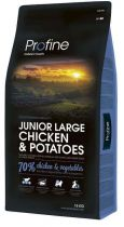 Profine Dog Junior Large Breed Chicken & Potatoes 15kg