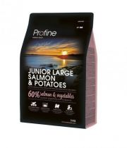 Profine Dog Junior Large Breed Salmon & Potatoes 3kg