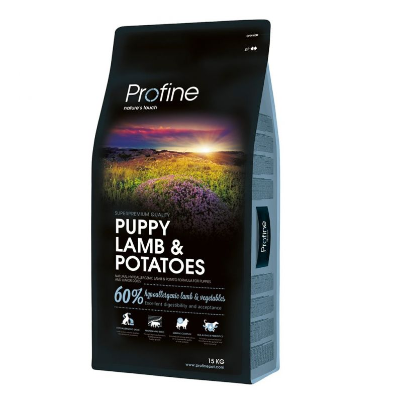 Profine Dog Puppy Lamb & Potatoes 15kg