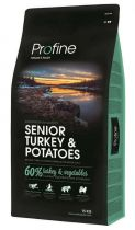 Profine Dog Senior Turkey & Potatoes 15kg