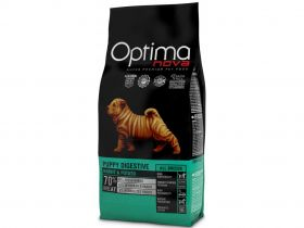 OPTIMAnova dog PUPPY DIGESTIVE GRAIN FREE Rabbit 2x12kg