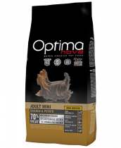 OPTIMAnova dog ADULT MINI GRAIN FREE Chicken 2x8kg