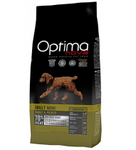 OPTIMAnova dog ADULT MINI DIGESTIVE GRAIN FREE Rabbit 2x8kg