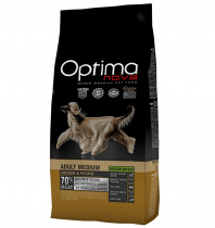 OPTIMAnova dog ADULT MEDIUM GRAIN FREE Chicken 2x12kg