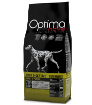 OPTIMAnova dog ADULT DIGESTIVE GRAIN FREE Rabbit 2x12kg