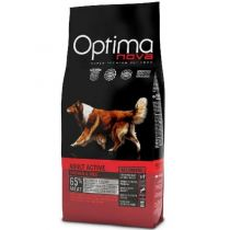 OPTIMAnova dog ADULT ACTIVE 2x12kg