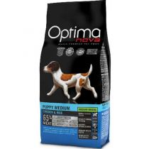 OPTIMAnova dog PUPPY MEDIUM 2x12kg