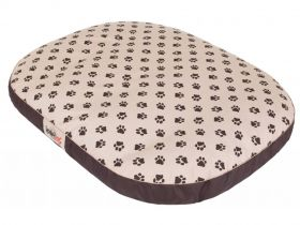 Matrace pro psa Ovál - béžová packy