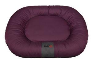 Ponton oválný Comfort - bordó