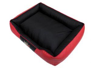 Pelíšek pro psa Cesar Perfect - černý s červenou