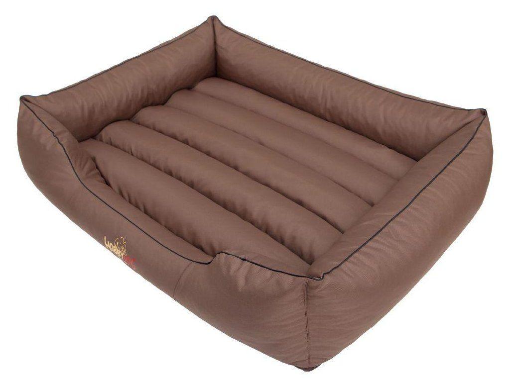 Pelíšek pro psa Comfort - světle hnědý