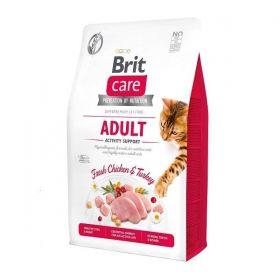 Brit Care Cat Grain-Free Adult Activity Support 2 kg