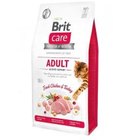 Brit Care Cat Grain-Free Adult Activity Support 7 kg