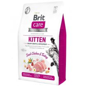 Brit Care Cat Grain-Free Kitten Healthy Growth & Development 400 g