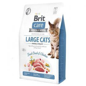 Brit Care Cat Grain-Free Large cats Power & Vitality 400 g