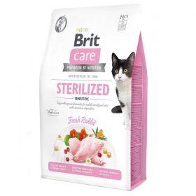 Brit Care Cat Grain-Free Sterilized Sensitive 2 kg
